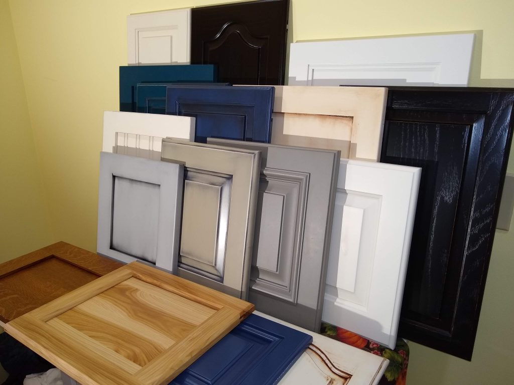 cabinet door options and colors